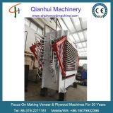 Machine de dessiccateur de faisceau de placage de contre-plaqué