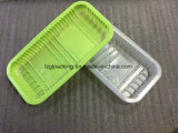 フルーツのための昇進の高い等級の食品包装の透過プラスチックの箱
