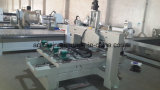 1325 4 Axis 4X8 CNC Wood Router with Rotary drill Device for Materials Round