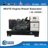China 300kw montados Deutz Tráiler Generador Diesel