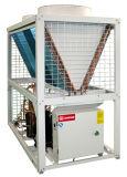 熱回復の給湯装置
