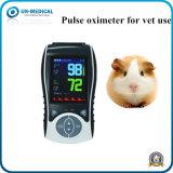 Медицинское обслуживание цифровой ветеринарный портативный Vet используйте пульсоксиметр портативного устройства для животных