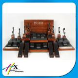 Приветствованная OEM индикация выставки вахты деревянной индикации вахты акриловая