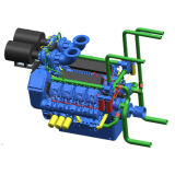 Moteur diesel Googol Power Qta2160-G5