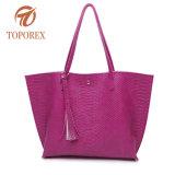 Design de Moda de exportação Senhoras PU Leather bag bolsa a tiracolo de Lazer