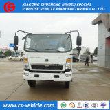 Dongfeng Sinotruk 4X2 8cbm 10cbm Verdichtungsgerät-Abfall-LKW