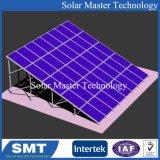 직류 전기를 통한 태양 강철 구조물 태양 전지판 시스템