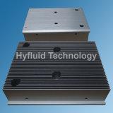 L'alluminio personalizzato si è sporto dissipatore di calore per l'UPS