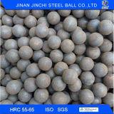 As esferas de aço forjado de moagem para o moinho de bolas