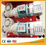 Motore elettrico di CC con la scatola ingranaggi per l'elevatore della gru della costruzione del passeggero
