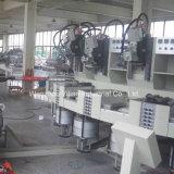 Máquina de Inyección de poliuretano tipo giratorio para calzado de seguridad