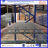 Acier Q235 treillis métallique pour rack de palettes dans le stockage de l'entrepôt