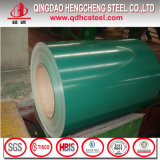 La bobina PPGI color Prepainted Precio de la bobina de acero galvanizado