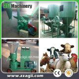 Berufsfabrik-automatisches Hühnerfutter, das Maschine herstellt
