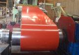 PPGI/ PPGL Couleur d'acier galvanisé recouvert de feuille bobine PPGI