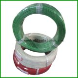 Spezieller Teflonhochtemperaturdraht des Kabel-PTFE