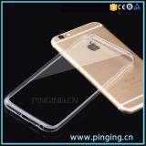 Ultra delgado teléfono transparente TPU para iPhone 7