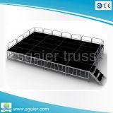 Sgaier zusammenklappbare Stadiums-Aluminiumaufbrüche für Verkauf