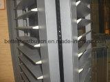 Heißes Verkaufs-Cer-anerkannter Aluminiumlegierung-Vertikale-Blendenverschluß