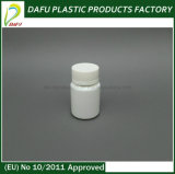 bottiglia di plastica del mini HDPE 30ml con il coperchio a vite