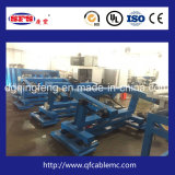 Standard Qf-400 Vertical Individual Stranding Cables Machine