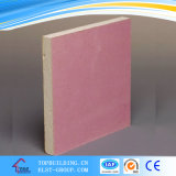 Gypsum resistente al fuoco Board/Fireproof Drywall Board 1200*2400*15mm