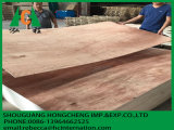 madera contrachapada de la suposición del álamo de 3m m