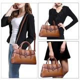A forma relativa à promoção do saco de mão do saco das mulheres do saco de couro do plutônio das bolsas das senhoras ensaca o saco do desenhador (WDL0412)