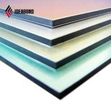 La SGS certifié ISO Feve RoHS mur rideau Panneau en aluminium (AF-408)
