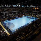 Verkauf Kurbelgehäuse-Belüftung China-Facroty Sports Bodenbelag für Handball-/Volleyball-Gericht