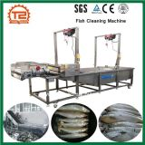 Equipamento de lavagem de alimentos comerciais/máquina de limpeza de peixes