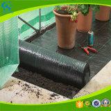 Черного цвета РР из пластиковой пленки для мульчирования сельскохозяйственной земли крышки