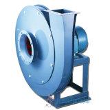 Grande ventilador centrífugo de alta pressão para o forno de fusão a ventilação forçada
