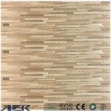 Abdecken des sich hin- und herbewegenden Fußboden-Klicken-Bodenbelags des Lvt Belüftung-Vinylmateriellen SPC