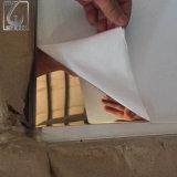 Plaque de dépliement enduite par PVC recuite lumineuse d'acier inoxydable de Ba