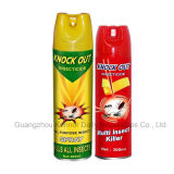Knock-out Repeller Insecticide antiparasitaires ravageur Spray