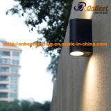 Good Price GU10 LED 2X3w LED Wall Light in IP65