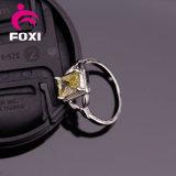 De recentste Ring Desings van de Vinger van het Witgoud voor Vrouwen