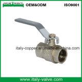 Italycopper Gemaakt Volledig droeg de Kogelklep van het Messing (AV10018)