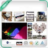 Spray de mobiliário interior multicolores electrostática a pó de epóxi revestimento metálico