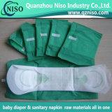 SGS Certification Sanitary Napkin Backsheet Colorido Stretch Film