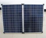캐라반으로 야영을%s 태양 전지판을 접히는 120W
