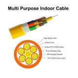 Cable de fibra óptica de interior de Gjfjfv