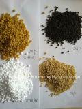 Düngemittel, 18-46-0, granuliert, Farben, DAP