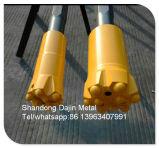 鉱山の石の十六進穴棒必要なドリル棒の穴あけ工具