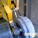 고품질 Ta 시리즈 샤프트에 의하여 거치되는 변속기 흡진기