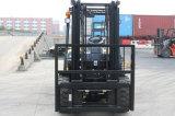 Diesel4ton gabelstapler mit seitlicher Schiebung