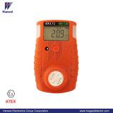 AtexはH2s/Co/O2のための携帯用単一のガス探知器を証明した