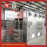 Edelstahl-Zwiebelen-trocknende Maschine mit Heißluft-Zirkulation