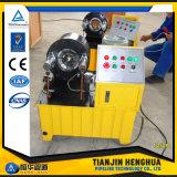 qualidade de friso da máquina da mangueira 4kw amarela de alta velocidade melhor